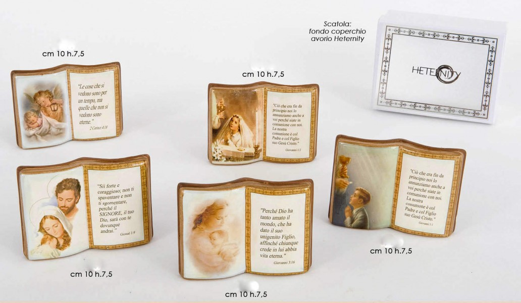 Other Baby Album Nascita Angioletti 27x31 Cm